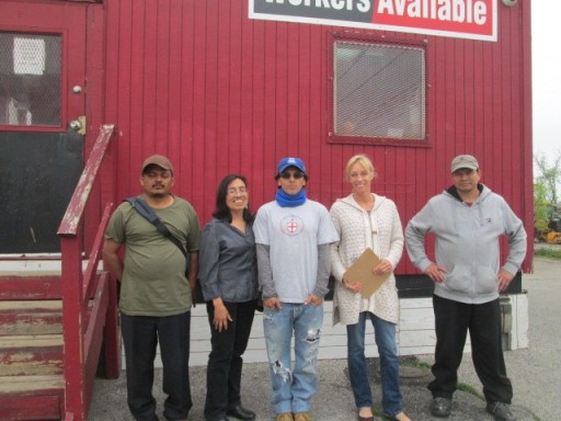 PULSE of NY Completes Successful Outreach to Long Island Day Laborers